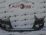 Bară față Audi A4 an 2012-2015 cu găuri pentru Parktronic