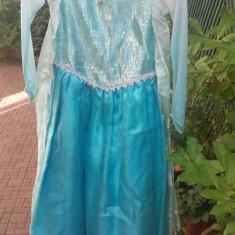 Rochie Elsa din Frozen pt 10-12 din Disney ani noua