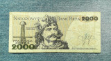 2000 Zlotych 1982 Polonia / zloti