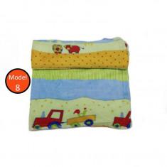 Set 2 paturi pentru bebelusi 80 x 110 cm