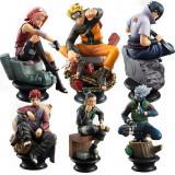 Cumpara ieftin Set 6x figurine miniaturi Naruto Shippuden Akatsuki Sasuke Itachi Kakashi anime