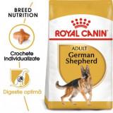 Royal Canin German Shepherd Adult, pachet economic hrană uscată câini, Ciobănesc German, 11kg x 2