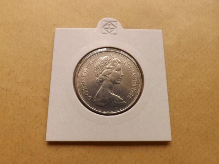 Marea Britanie  /  Regatul Unit  10  Pence  1968 - C