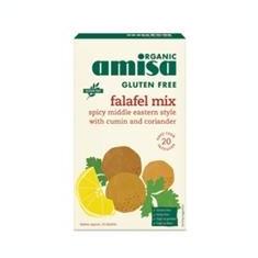 Mix pentru Falafel Fara Gluten Bio Amisa 180gr Cod: 5032722313217