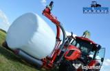 Metal-Fach Z529 maşini de înfoliat baloţi cu auto-încărcare