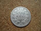 Cumpara ieftin ROMANIA - 50 BANI 1900 , Ag835  CAROL I , L.7.38