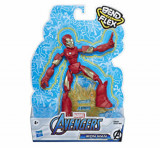 Avengers, Figurina Bend and Flex Iron Man
