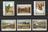 România - 1977 - LP 933 - Independența de Stat a României - serie completă MNH, Nestampilat