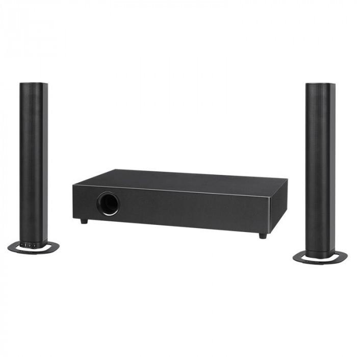Soundbar 2.1 Ghost Kruger & Matz, Bluetooth 3.0, jack 3.5 mm, USB
