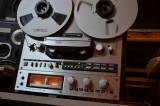 TEAC X1000 -Dbx- 4/track- magnetofon absolut ca nou-tascam