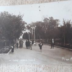Galati - Grădina publică.