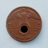 GERMANIA  -  1 Reichspfennig 1938 A