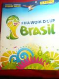 Sticker Album - FIFA World Cup Brasil 2014 ,cu 6 stickere ,numeroase ilustratii