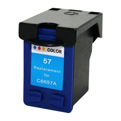 Cartus HP 57 C6657AE color compatibil foto