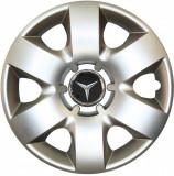 Set 4 Capace Roti Kerime R14, Potrivite Jantelor de 14 inch, Pentru Mercedes, Model 215