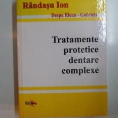 Randasu ion tratamente protetice dentare complexe