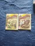Aventurile submarinului Dox, numerele 13 și 14