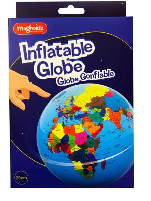 Glob pamantesc gonflabil, 30 cm foto
