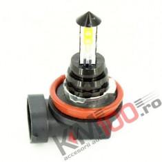 Bec LED H11, Epistar, 20w, 12V (proiectoare)