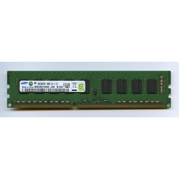 Memorie Desktop - Samsung 4GB- 2RX8 PC3-10600E-09-11-e3
