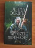 Andrzej Sapkowski - Ultima dorință ( WITCHER # 1 )