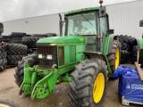Tractor John Deere 6510 Premium TLS, an 2002. IMPORT 2021, PilotOn