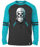 Bluza Fortnite, ORIGINAL , Skull Trooper ,  9 -16 ani + Bratara CADOU !!