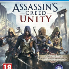 Assassin's Creed Unity Special Edition PS4