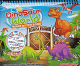 Dinosaur World. Magic Water Book. Carte de colorat cu apa |
