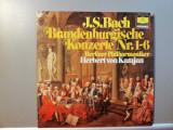 Bach – Brandenburg Concertos 1-6 – 2 LP (1975/Deutsche/RFG) - VINIL/ca Nou (M), Deutsche Grammophon