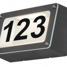 Numar pentru casa iluminat LED HANNOVER Rabalux, 8747, IP54, 5 W