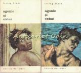 Agonie Si Extaz I, II - Irving Stone, 1971