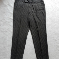 "Pantaloni Hugo Boss Made in U.S.A. model ""ScorseseMovie US""; marime 36S,vezi dim"