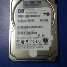 Hard disk server ST300MM0048 HP Enterprise 300GB 10K SAS 6G Dual Port 2.5'' 507284-001 GPN 781581-006