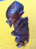 Statueta   africana  mare