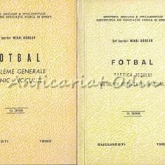 Fotbal - Mihai Barsan - Tactica Jocului Metodica Fotbalului In Scoala