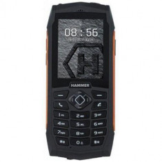 Telefon mobil MyPhone Hammer 3, Dual SIM, Orange