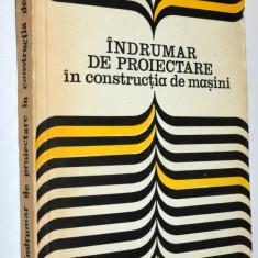 Indrumar de proiectare in constructia de masini - I. Draghici