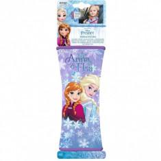 Protectie centura de siguranta Frozen Disney Eurasia, 19 x 8 cm, Mov