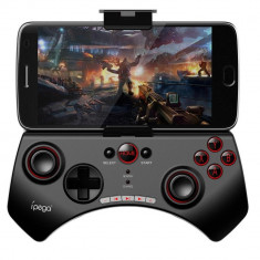 GamePad Controller ipega PG-9025 pentru Android, iOS si PC, Bluetooth, WiFi, Negru