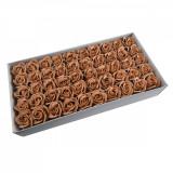 Cumpara ieftin Trandafiri Sapun 5cm Cappucino