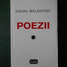 ILEANA MALANCIOIU - POEZII