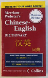 MERRIAM - WEBSTER' , CHINESE - ENGLISH DICTIONARY , 2010