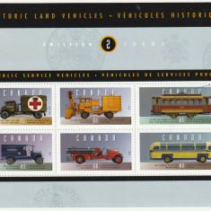 Transport ,masini vechi ,Canada.