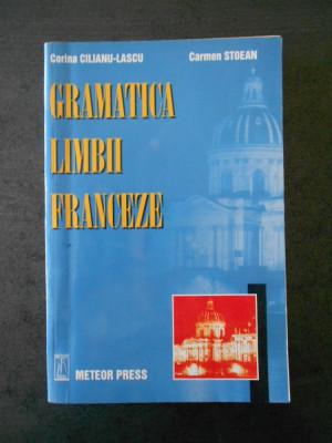 CORINA CILIANU LASCU - GRAMATICA LIMBII FRANCEZE foto