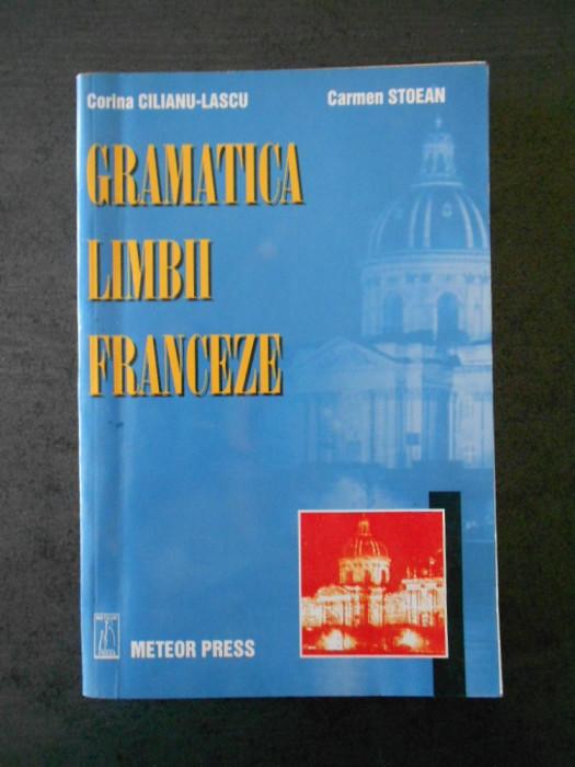 CORINA CILIANU LASCU - GRAMATICA LIMBII FRANCEZE