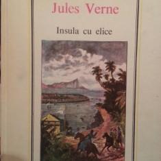 INSULA CU ELICE-J.VERNE