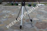 Stativ Tripod Trepied Telescopic Hakuyo 4 lansete Pescuit Feeder cu 4 Senzori