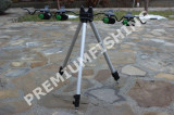 Stativ Tripod Trepied Telescopic Hakuyo 4 lansete Pescuit Feeder cu 4 Senzori, 4 posturi