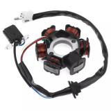 Magnetou Stator Aprindere ATV 107cc 110cc - 6 Bobine